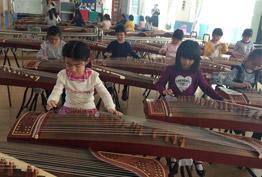 古筝班-大班课堂